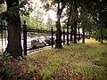 Физико-технический институт им. А. Ф. Иоффе. Вид с Политехнической ул. Ограда 5.jpg