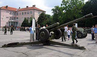 122 mm howitzer 2A18 (D-30) Howitzer