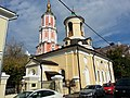 Церковь Архангела Гавриила (Меншикова башня) (Москва, Архангельский пер., д. 15-а).jpg