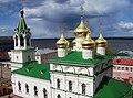 Церковь Рождества Иоанна Предтечи (вид от кремля).jpg