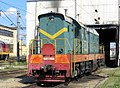 ЧМЭ3-2884, Russia, Vladimir region, Murom depot (Trainpix 213769).jpg
