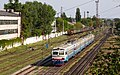 ЭР2Т-7244, Украина, Днепропетровская область, станция Нижнеднепровск (Trainpix 195533).jpg