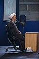 سخنرانی علیرضا پناهیان در جمع هیئت های مذهبی در قصر شیرین به مناسبت بیست و دوم بهمن ماه Alireza Panahian 11.jpg