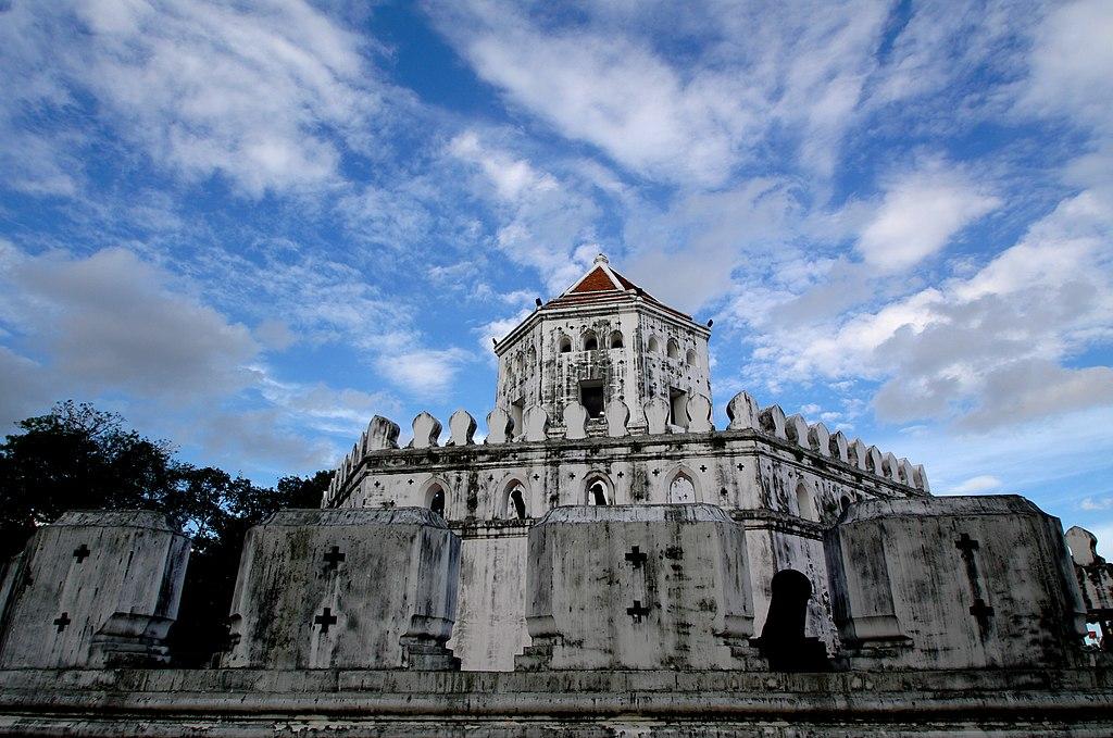 Fort Phra Sumen à Bangkok