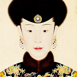 Imperial Noble Consort Shujia