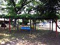七井駅横の公園 2011年5月 - panoramio.jpg