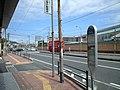 城下町長府バス停 - panoramio.jpg