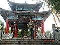 杭州 - 东方文化园-杨歧钟声 - panoramio.jpg
