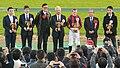第49回ステイヤーズステークスの表彰式(2015年).JPG