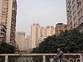 蝉河两岸高楼林立 - panoramio.jpg