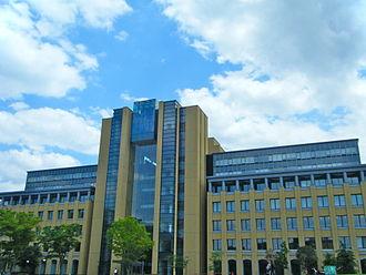 Aoyama Gakuin University - Sagamihara campus Bldg.B