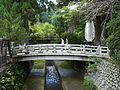 高野山奥の院にて 一の橋 Ichi-no-hashi 2011.8.27 - panoramio.jpg