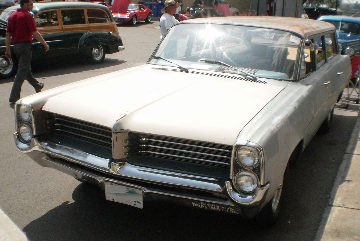 Pontiac Safari - Wikipedia