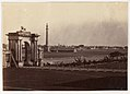 -View of Chowringhee from Government House, Calcutta- MET DP146088.jpg