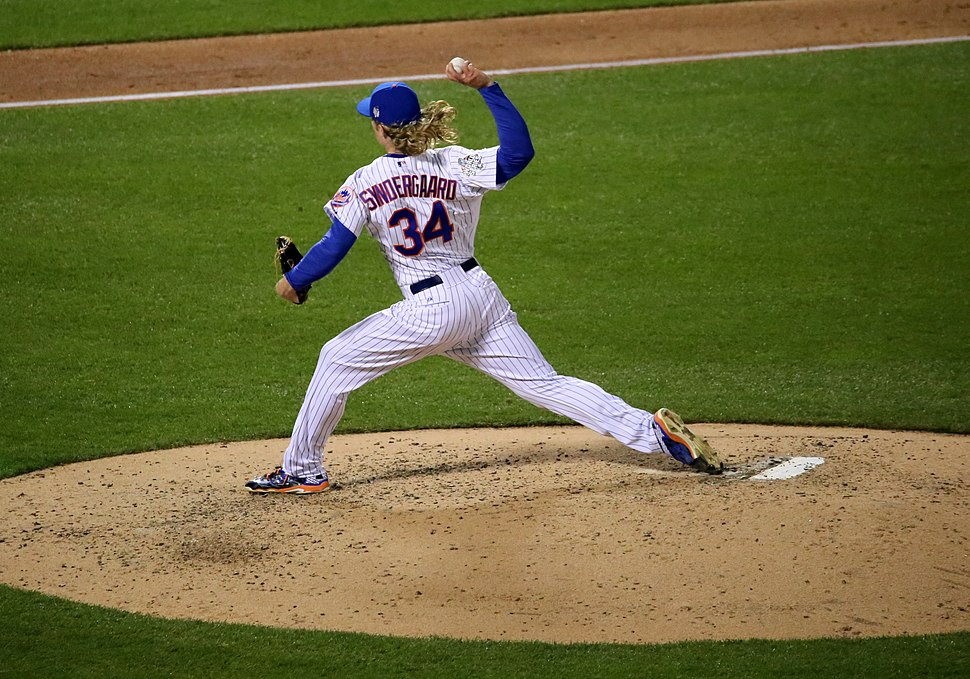 -WorldSeries Game 3- Noah Syndergaard (22415675718)
