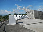 02493jfHour Great Rescue War Prisoners Sundials Cabanatuan Memorialfvf 02.JPG