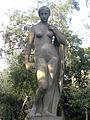027 Deessa de Josep Dunyach, parc de la Ciutadella.JPG
