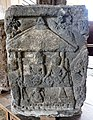 053 Relief, Couple at Home, Museum Mojopahit (26558400478).jpg