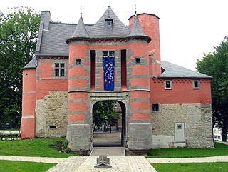 Trazegnies Castle
