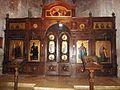 117 Mtskhéta cathédrale Iconostase.JPG