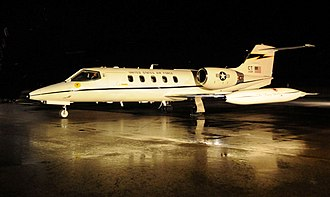 Connecticut Air National Guard - 118th Airlift Squadron C-21A Learjet.   The 118th AirliftSquadron is the oldest unit in the Connecticut Air National Guard, having over 90 years of service to the state and nation