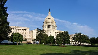 Bicameralism - The United States Capitol, seat of Congress