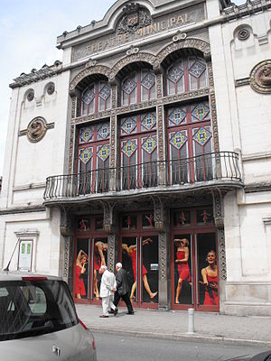 Tulle - Municipal Théâtre des Sept Collines