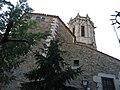 122 Absis de Sant Isidor des del racó de la Pau (la Pera).jpg