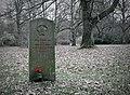 1312-01~017 - Hauptfriedhof Dortmund Gedenken russische Zwangsarbeiter, Dezember 2013.JPG