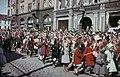 17. Mai-feiring i Olav Tryggvasons gate (ca. 1955) (8134720532).jpg