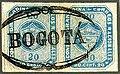 1860 20c blue Confed.Granadina Bogota Sc12 Mi8.jpg