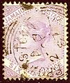 1871issue 6d Jamaica BrownsTown SG12.jpg