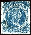 1876 20c EU de Colombia blue DC Yv56 Mi64xa.jpg