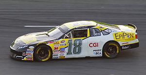 Alex Tagliani - Autodrome Chaudière 2015 - NASCAR Canadian Tire Series (Photo Paul-Émile Poulin-Jacques)