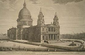 Catedral De San Pablo De Londres Wikipedia La