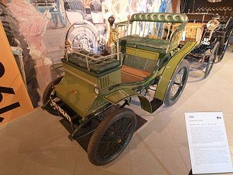 Peugeot Type 31 - Image: 1900 Peugeot Type 31 5 HP DUC p 1