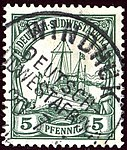 1900issue 5pfg DSWA Windhuk Mi12.jpg