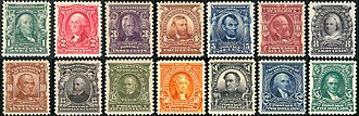 Series of 1902 (United States postage stamps) - Series of 1902