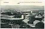 19149-Großenhain-1915-Husaren-Kaserne, Flugplatz und Flieger-Kaserne-Brück & Sohn Kunstverlag.jpg