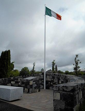 Mullingar - 1916 Monument