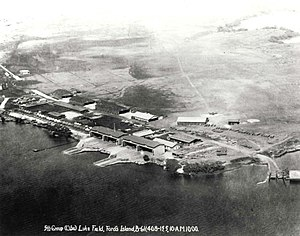 Naval Auxiliary Landing Field Ford Island - Ford Island, circa 1919–21