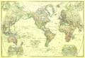 Старинные карты мира (16 Фото) - юмор, анекдоты, фотографии, игры.