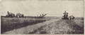 1930 Arat cu pluguri mecanice.PNG