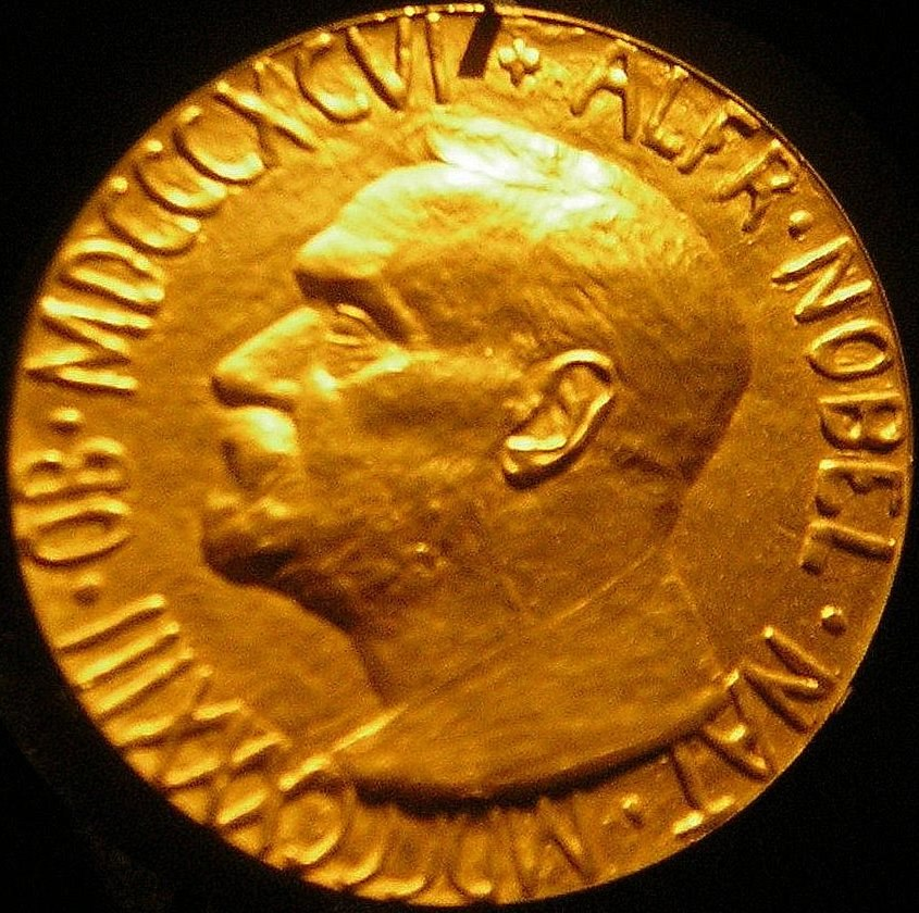 1933 Nobel Peace Prize awarded to Norman Angell