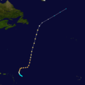 1937 Atlantic hurricane 6 track.png