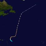 1937 Atlantika uragano 6 track.png