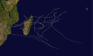 1961–62 South-West Indian Ocean cyclone season