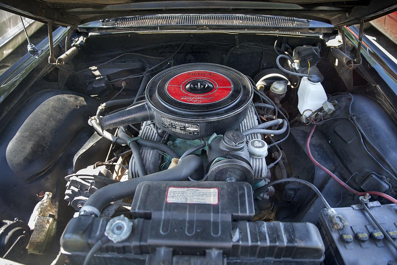 77 78 79 Oldsmobile 403 6.6L OHV V8  OIL PUMP