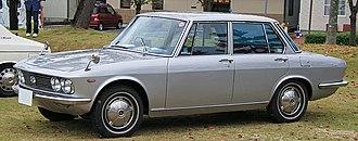 Mazda Luce - 1966 1500 Deluxe (Japan)