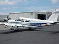 1966 Piper PA-32-260 Cherokee Six (N3554W) (3560933198).jpg